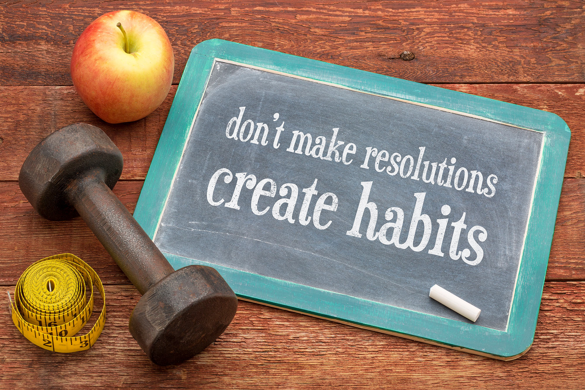 New Year's Resolutions: The Top 5 Reasons New Year's Resolutions Don't Achieve Results and The Best Way to Achieve the results you are After