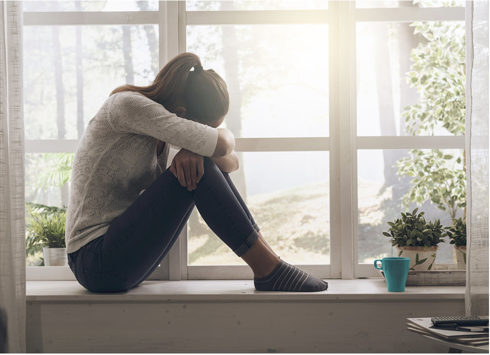 Female before depression counseling in Birmingham Alabama with Empower Counseling